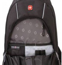 SWISS GEAR BACKPACK CHARCOAL