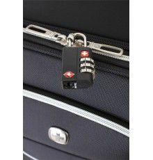 SWISS GEAR TRAVEL SENTRY 3-DIAL COMBINATION LOCK